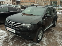 Renault Duster 2.0MT 4WD