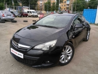 Opel Astra 1.4Turbo AT Sport