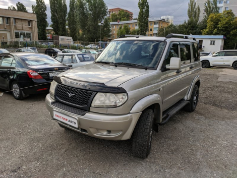 UAZ Patriot 2.7 4WD Limited