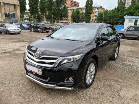 Toyota Venza 2.7AT 4WD Elegance Plus